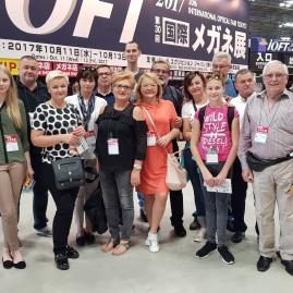 IOFT: Międzynarodowe Targi Optyczne w Tokio 11-13.10.2017r.