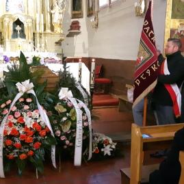 Ostatnie pożegnanie Pani Marii Pokornej