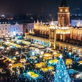 Otwarcie Targów Bożonarodzeniowych – 01.12.2018