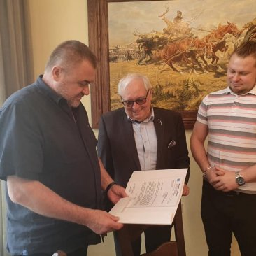 Wiesław Jopek ponownie Prezesem Krakowskiej Kongregacji Kupieckiej